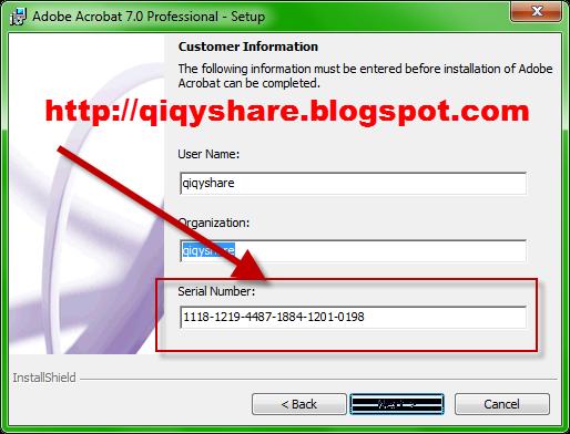 Adobe acrobat 8.0 profesional serial key or number