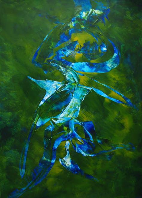 La danse du bleu bite