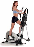 Elliptical Trainer Exercise Equipment Elliptical Machine
