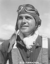 Flight Instructor Leimbacher, 1942
