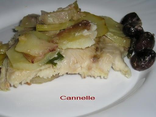 Semplicemente insieme filetti di persico al forno con patate - Forno e microonde insieme ...