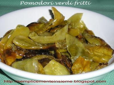 pomodori verdi fritti - photo #38