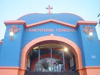 Cementerio Municipal Antofagasta