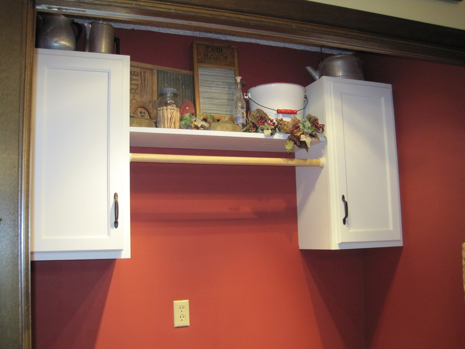 Lowe's Laundry Cabinets