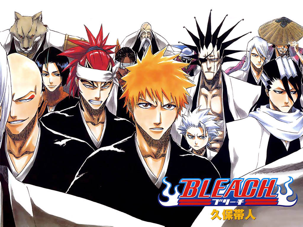 Bleach - Gallery Photo
