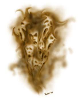 Logos Para Categorias,Foros y Sub-foros. Fantasmas