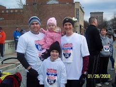Family 5K.  We had a great time!!!