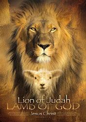 † يسوع هو أسد يهوذا وذبيحة الله