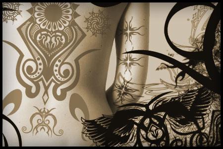 identidad mediante el tatuaje.