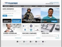 <b>Portal Helps Vets, Reserves, Guardsmen Land Jobs</b>