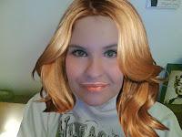 Me as Claire Danes