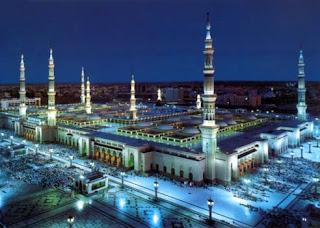 KUMPULAN FOTO MASJID NABAWI MADINAH Gambar Masjid Nabawi Terbaru