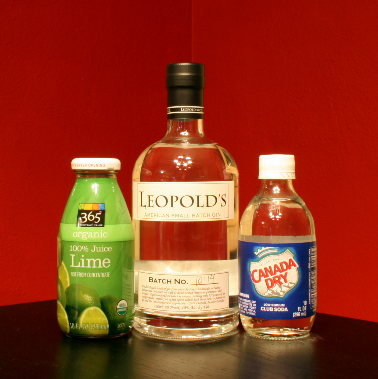 The Amateur Mixologist: Gin Rickey