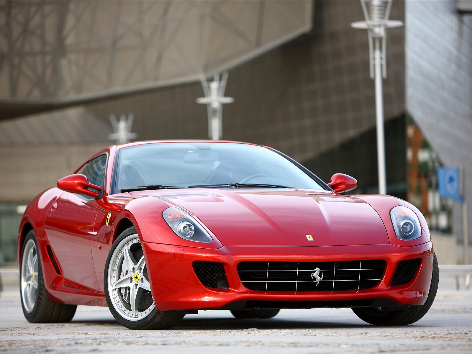Super cars 2010 ferrari 599 gtb fiorano hgte 2010 ferrari 599 gtb fiorano hgte vanachro Gallery