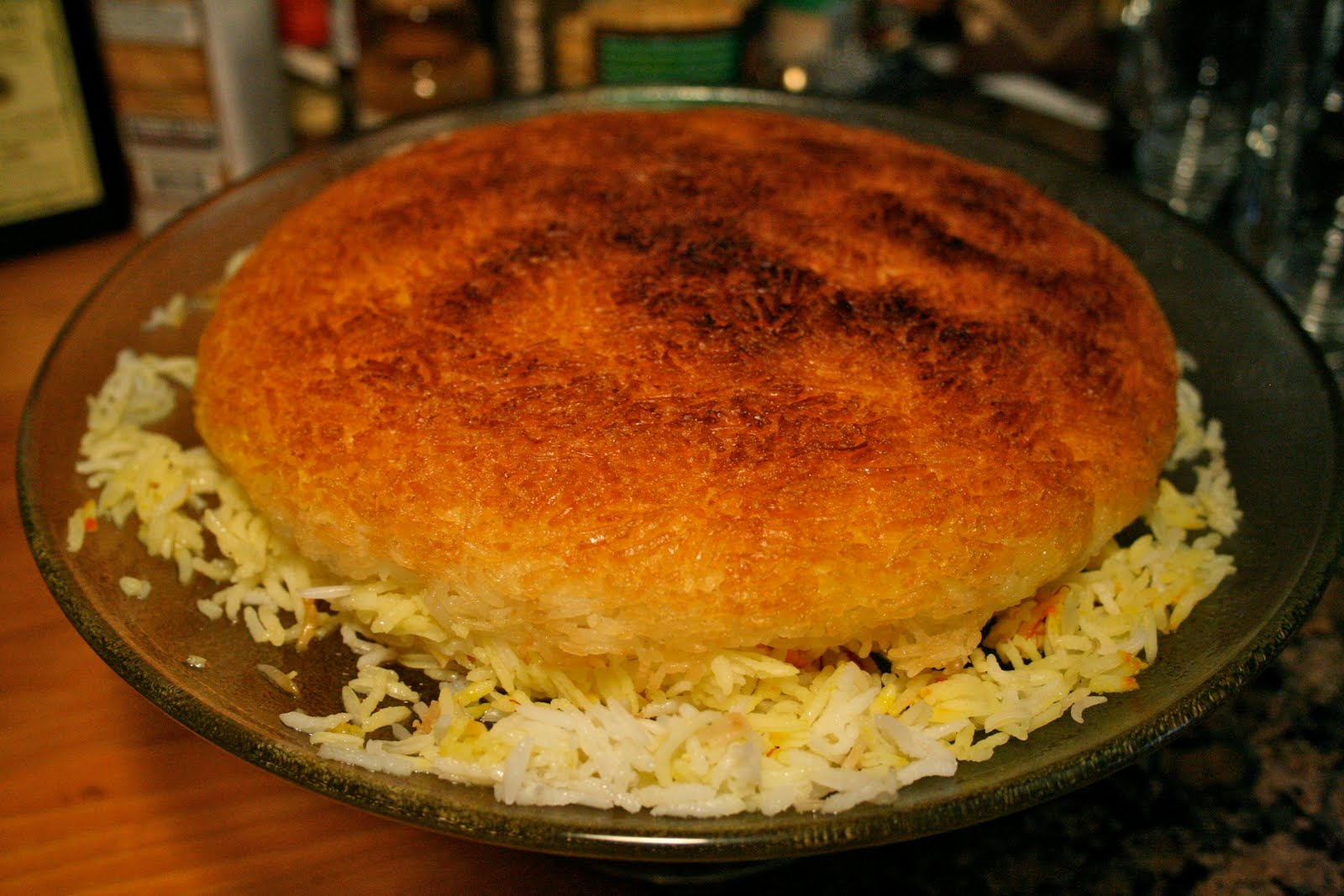 Basmati Rice with Saffron: Basmati rice with saffron is an essential ...