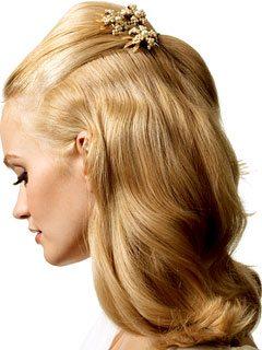 La caída de los cabello a las muchachas de 10 años de la causa