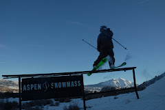 Alumni Austin Corry joins us for a bluebird day at the Tick Ridge Rail Park