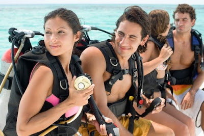 Mauritius Hotels, diving in Mauritius