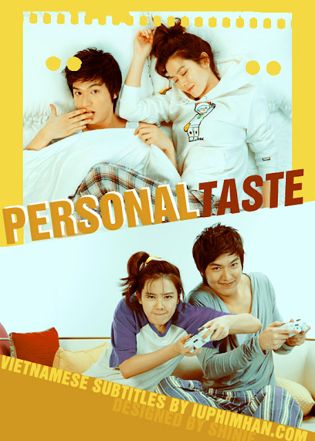 Poster phim Personal Taste