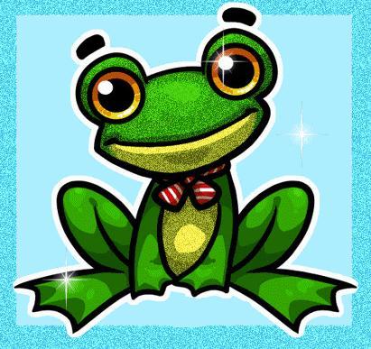 Imagenes de sapos animados - Imagui