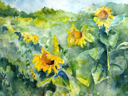 Long Island Sunflowers