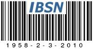 Código IBSN de Bloggs