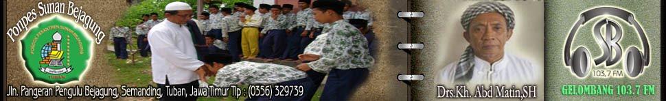 Ponpes Sunan Bejagung Tuban