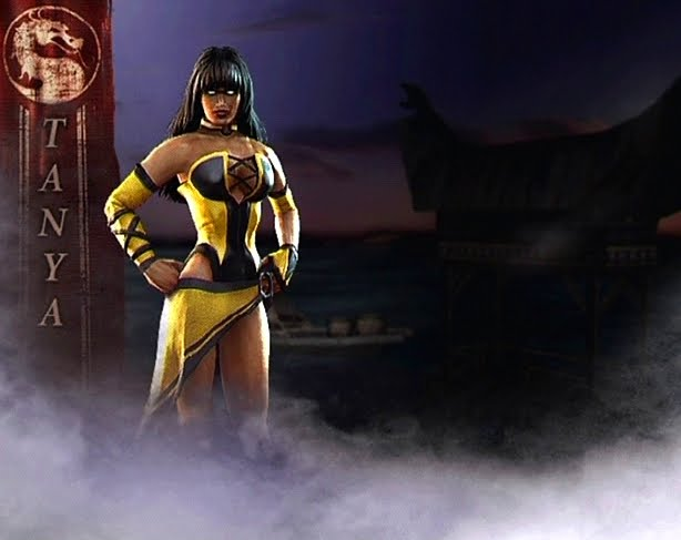 mortal kombat jade costume. mortal kombat 9 jade alternate
