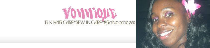 VONNIQUE HAIR CARE & MORE