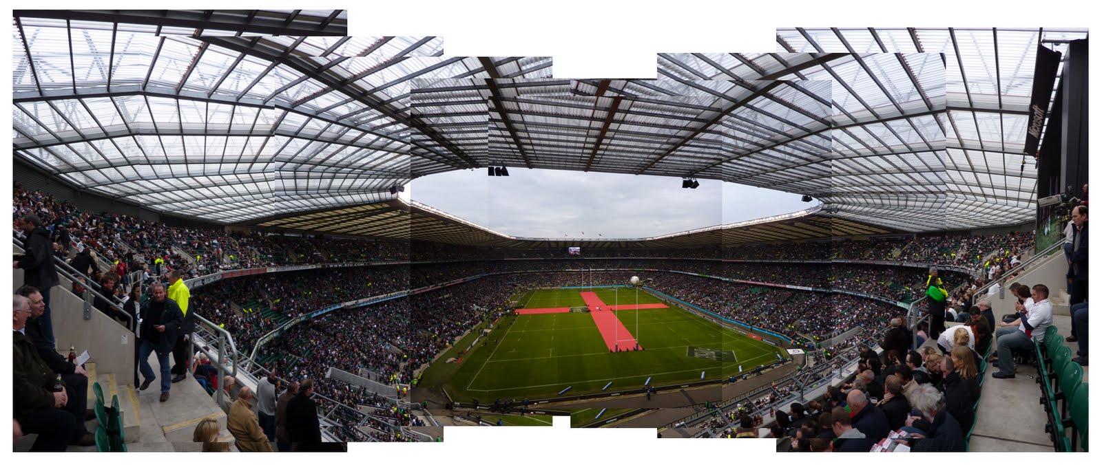 Twickenham Stadium History Twickenham Stadium Began Life