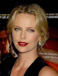 charlize theron  jewish  parents