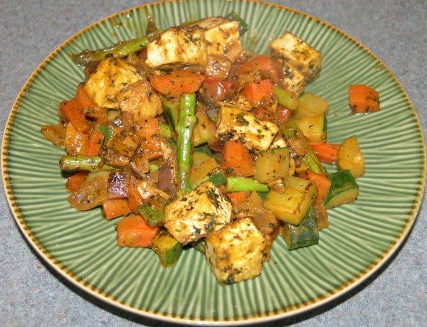 Fibromyalgia: Meet Your Match: Thai Curry Tofu