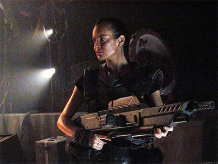 Starship Troopers 2 Weapons