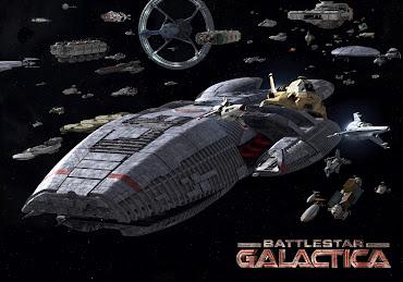 #3 Battlestar Galactica Wallpaper
