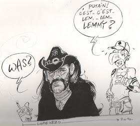 lemmy, l' ami