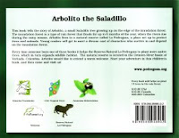 Back Cover of Arbolito the Saladillo