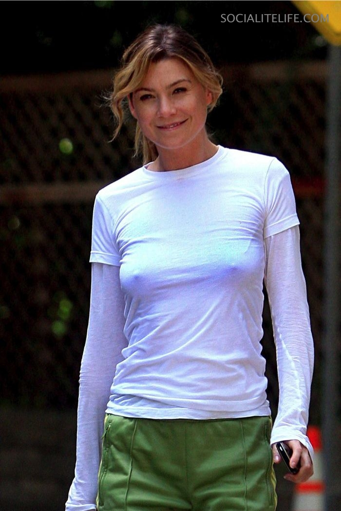 Ellen Pompeo - Images Actress