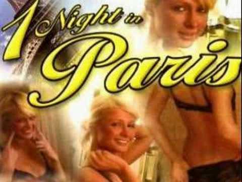 Binger paris hilton public sex tape