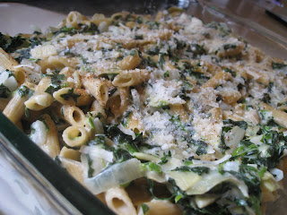 artichoke and spinach macaroni and cheese