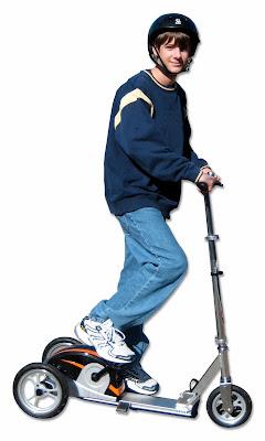 Pumgo Scooter
