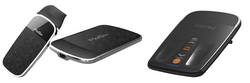 Ultra-thin Ultra-portable Bluetooth Accessories MoGo Mouse and MoGo Talk