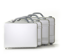 MEZZI Aluminum Laptop Cases