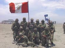 Infantes de marina del Peru