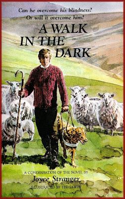 Resultado de imagem para joyce stranger A Walk in the Dark