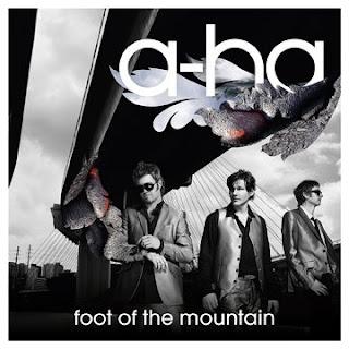Capa do single de Foot of the Mountain, também de autoria de Martin Kvamme