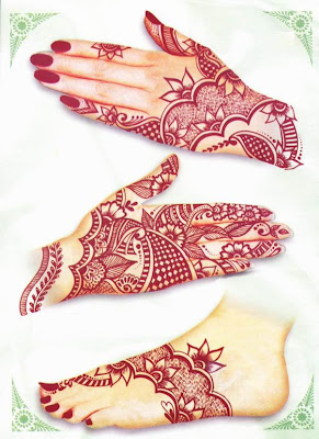 Size:480x360 - Henna tattoos: Pakistani Mehndi Designs