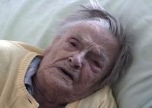 Anna Mlazgar (age 103)