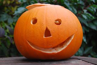 Chirpy pumpkin