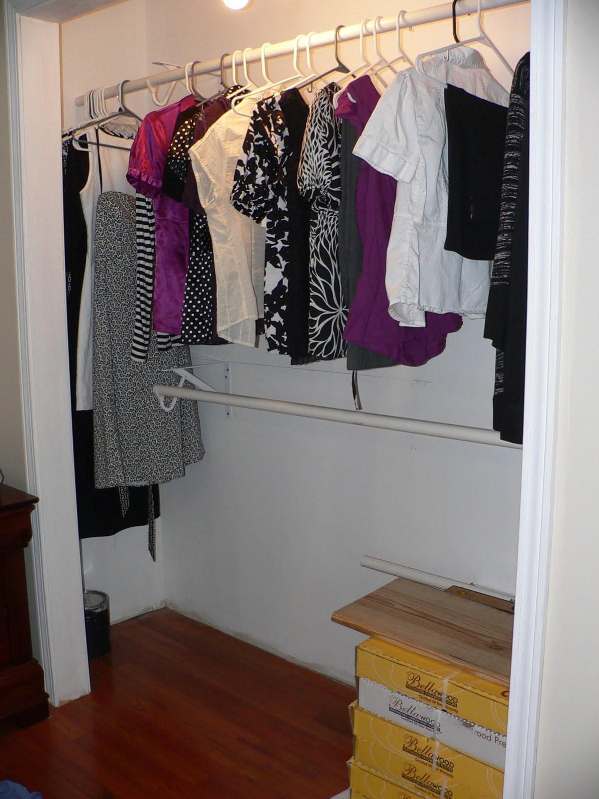 Marvelous Closet Transformations