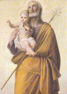 El santo de hoy...José Obrero, Santo San_giuseppe1